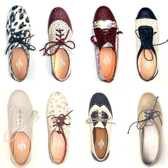 Oxfords... i'd wear every pair