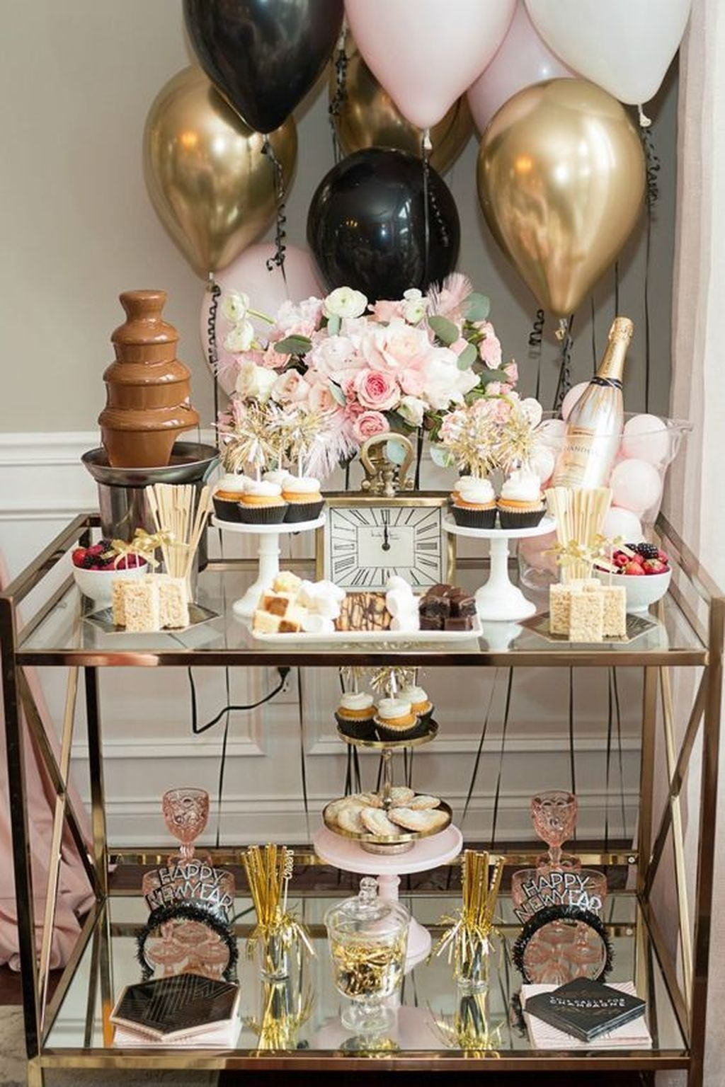 50 Best New Years Eve Decoration Ideas For Home Decor