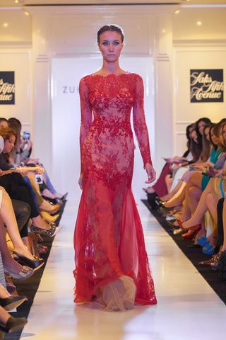 زهير مراد يعرض مجموعة فساتين سهرة جديدة في دبي Lovely Dresses Arab Fashion Fashion