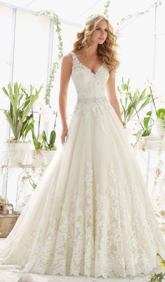 cc8be7d9f52a Wedding Dress Inspiration - Morilee by Madeline Gardner | brudklänningar | Klänning  bröllop, Bröllopsklänning und Vintage bröllopsklänningar