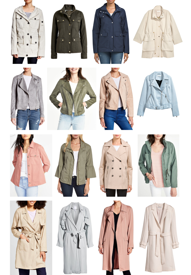 Spring Outerwear Penny Pincher Fashion Spring Outerwear Spring Outerwear Women Spring Clothing Essentials [ 1067 x 740 Pixel ]