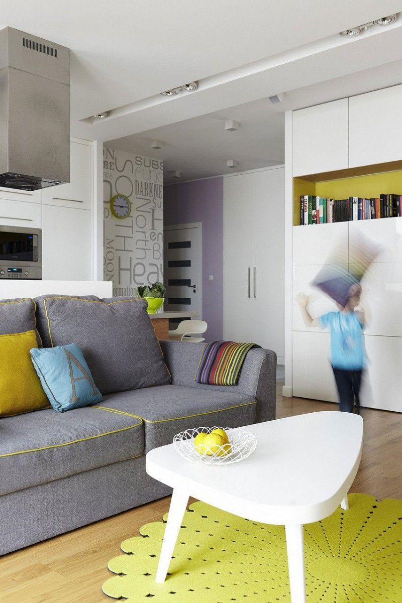 Jurnal de design interior amenajări interioare interior în culori vibrante