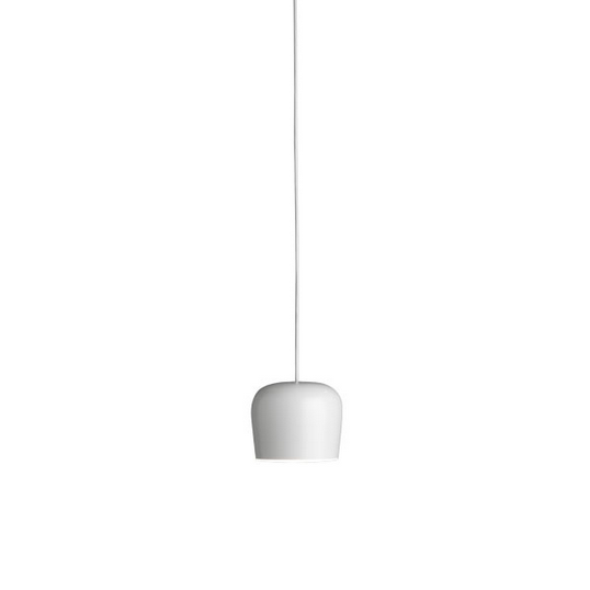 Aim Small Led Ceiling Pendant Lamp In Bronze Black Or