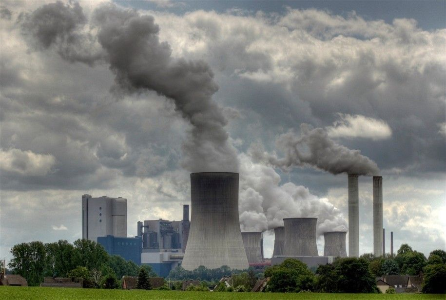 000 Major types of environmental pollution photography, We