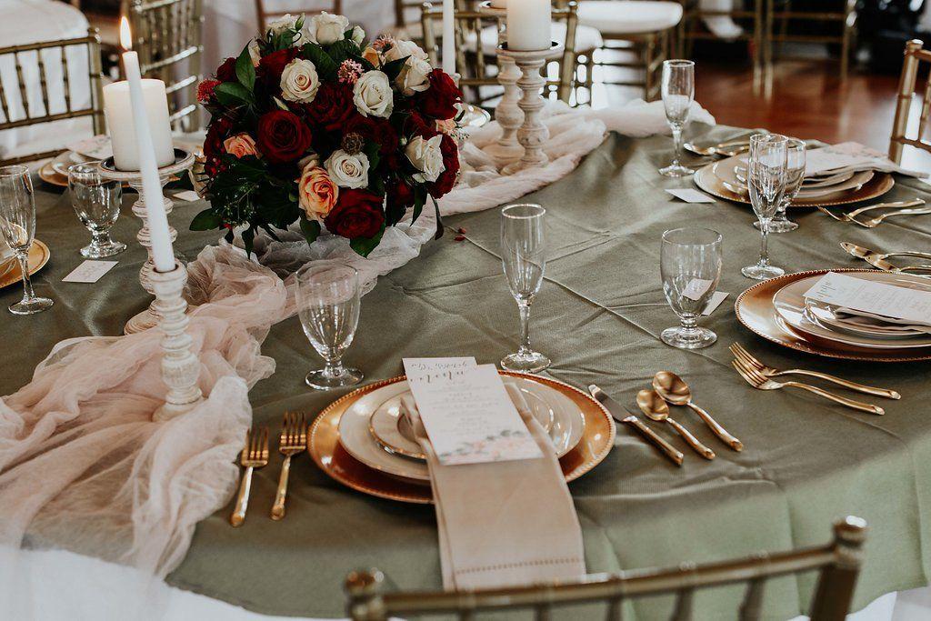 A Black Horse Inn Virginia Styled Wedding