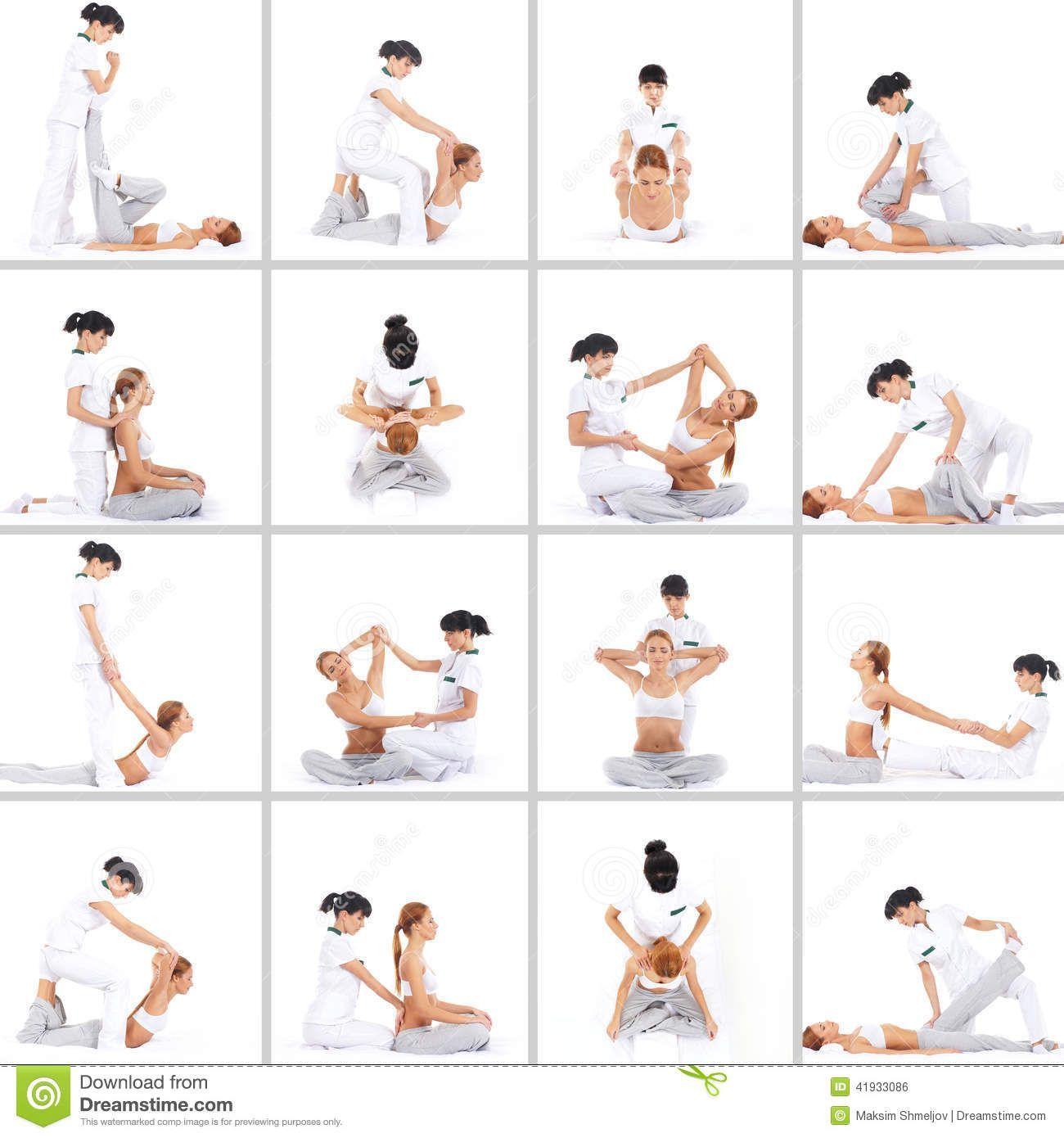 yoga massage - Google Search in 2020   Thai yoga massage