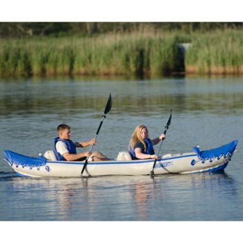 2 Person Kayak Costco >> Costco Sea Eagle 365 Inflatable Kayak I Really Want This