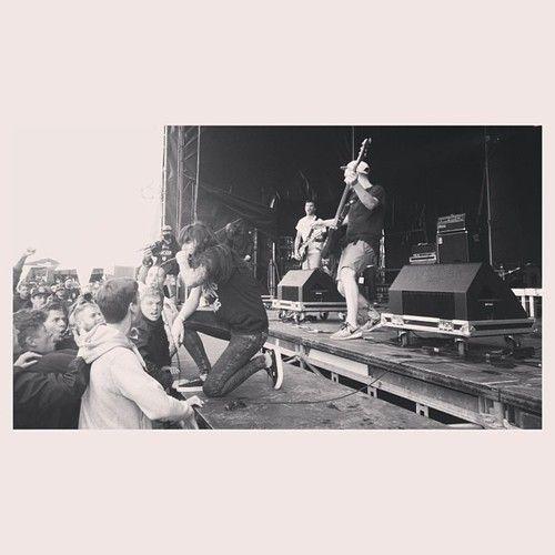 WOLFxDOWN @ Ieper hardcore fest