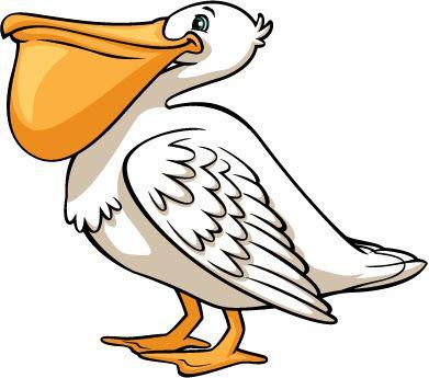 pelican clip art clip art birds birdhouses clipart rh pinterest com Beach Clip Art Black and White Sunglasses Clip Art