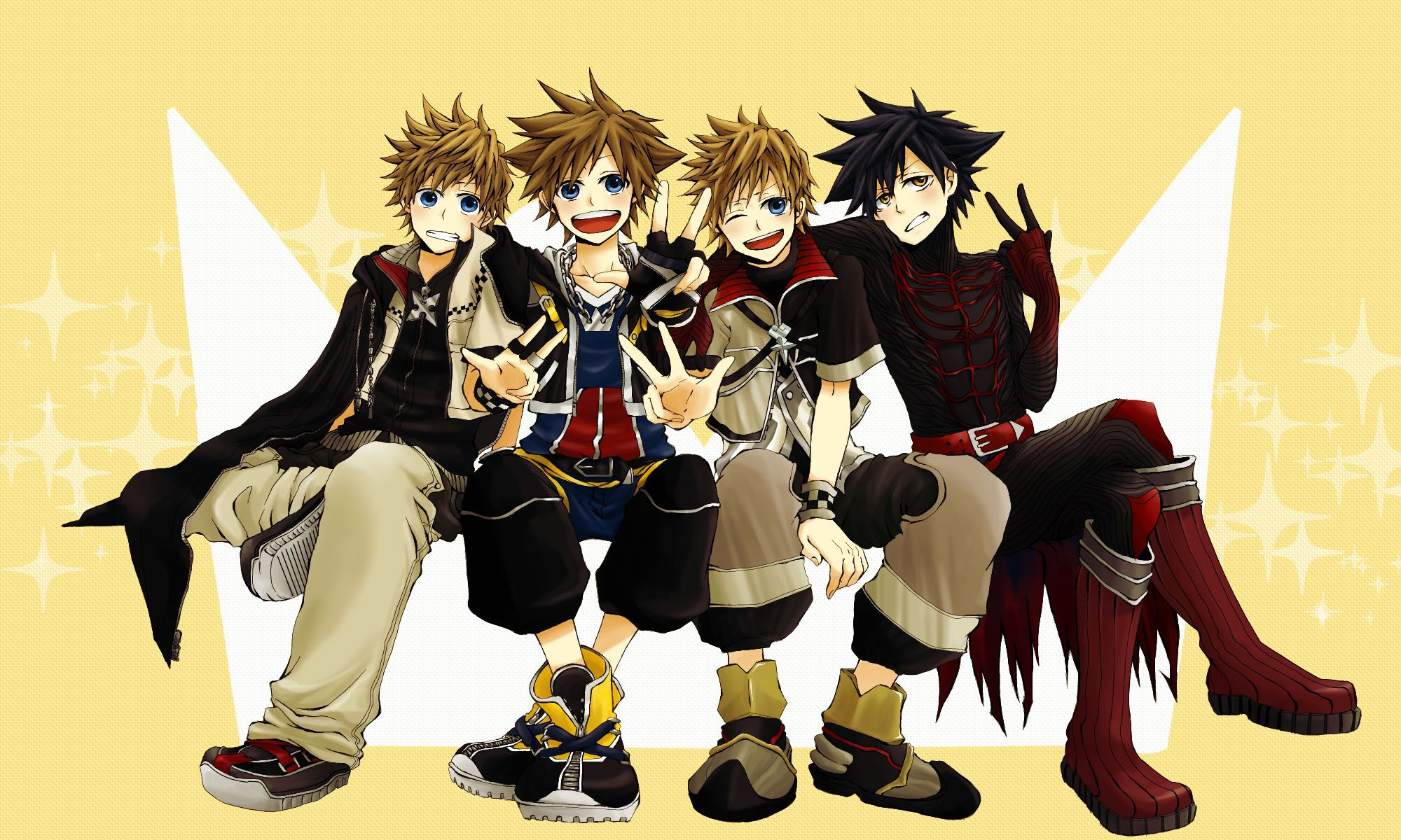 Vanitas Kingdom Hearts