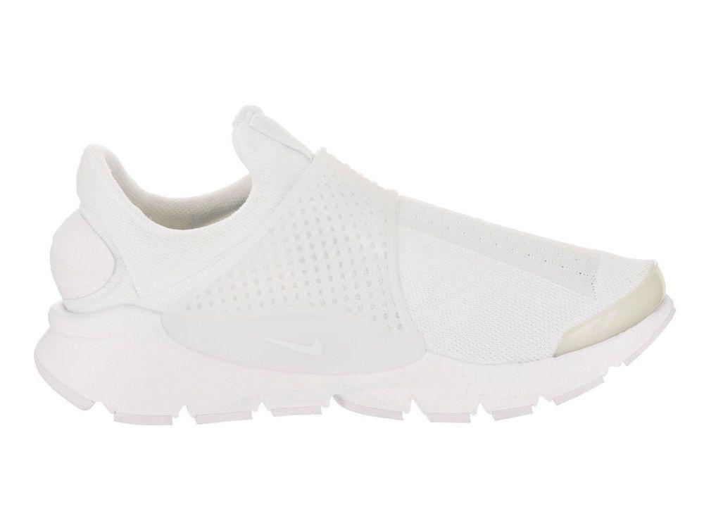 b30a11b6f01 Nike Sock Dart KJCRD Size 10 US White Men s Shoes  Nike  RunningShoes