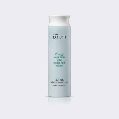 MAKE P:REM Peel me. Radiance Peeling Booster  best Korean beauty skincare K-beauty product in Australia Nudie Glow www.nudieglow.com