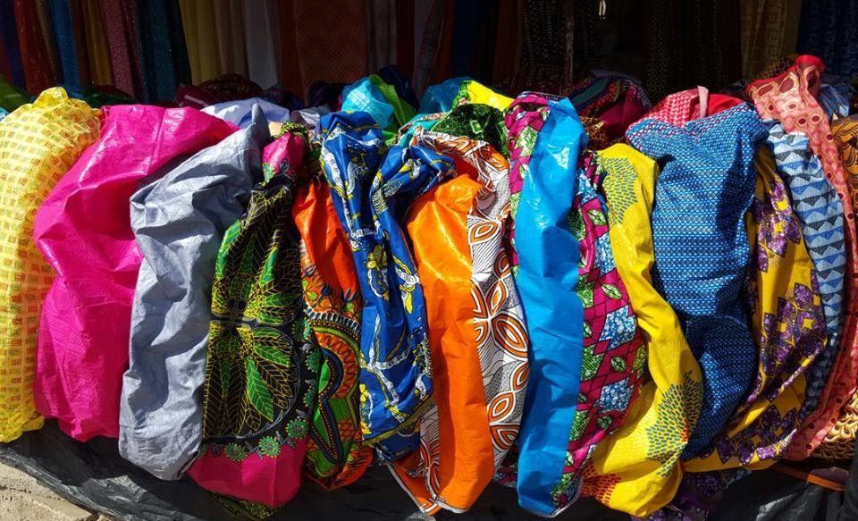 Marché Médina Dakar