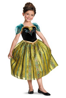 Costume Ideas for Women: Top Beautiful Queen Elsa and Princess Anna Costumes for Girls (Disney's Frozen)