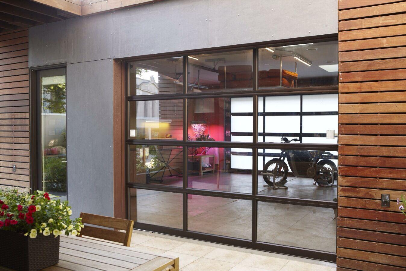 Haus außentor design gaarage glass tür automaticgaragedoorideas  tips  pinterest