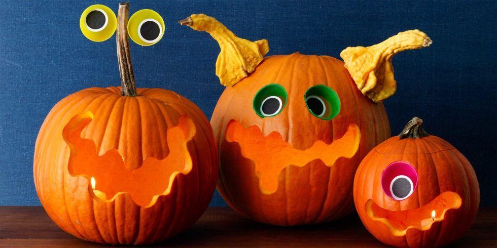 59 Pumpkin Carving Ideas for Halloween That Show Off Your Crafty Side #diyhalloweendecorationsforinside