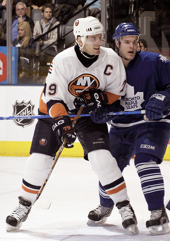 Alexei Yashin New York Islanders This Dude Was Around When I Was A