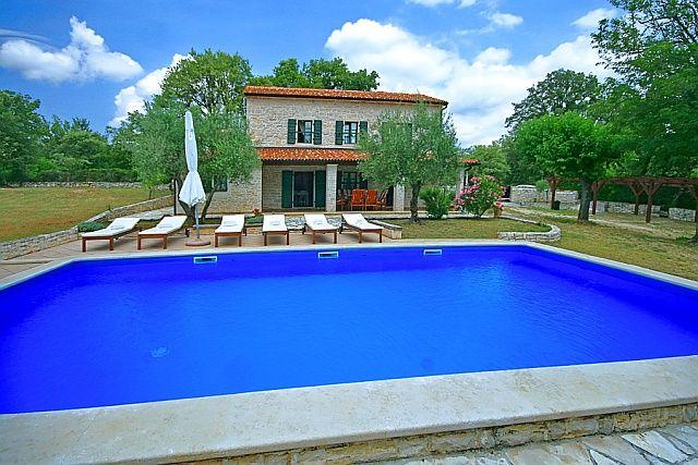 Ferienhaus ANITA Kroatien Istrien Sveti Lovrec