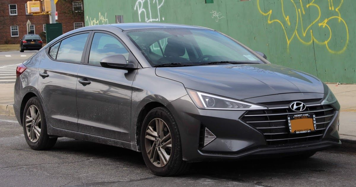 Hyundai Elantra car is Officially launched