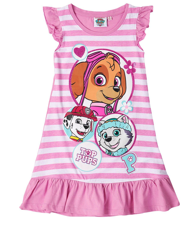 Paw Patrol Nachthemd Rosa Madchen Mode Bekleidung Girls Nachthemd Mode Kindermode Kind Mode
