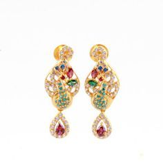 earrings to match the necklace? Bhima Jewellers