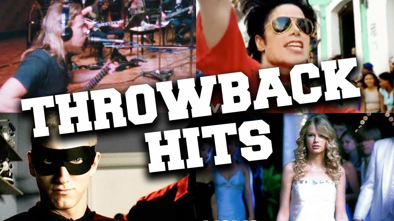 Best 100 throwback hits of the 1990s 2000s youtube