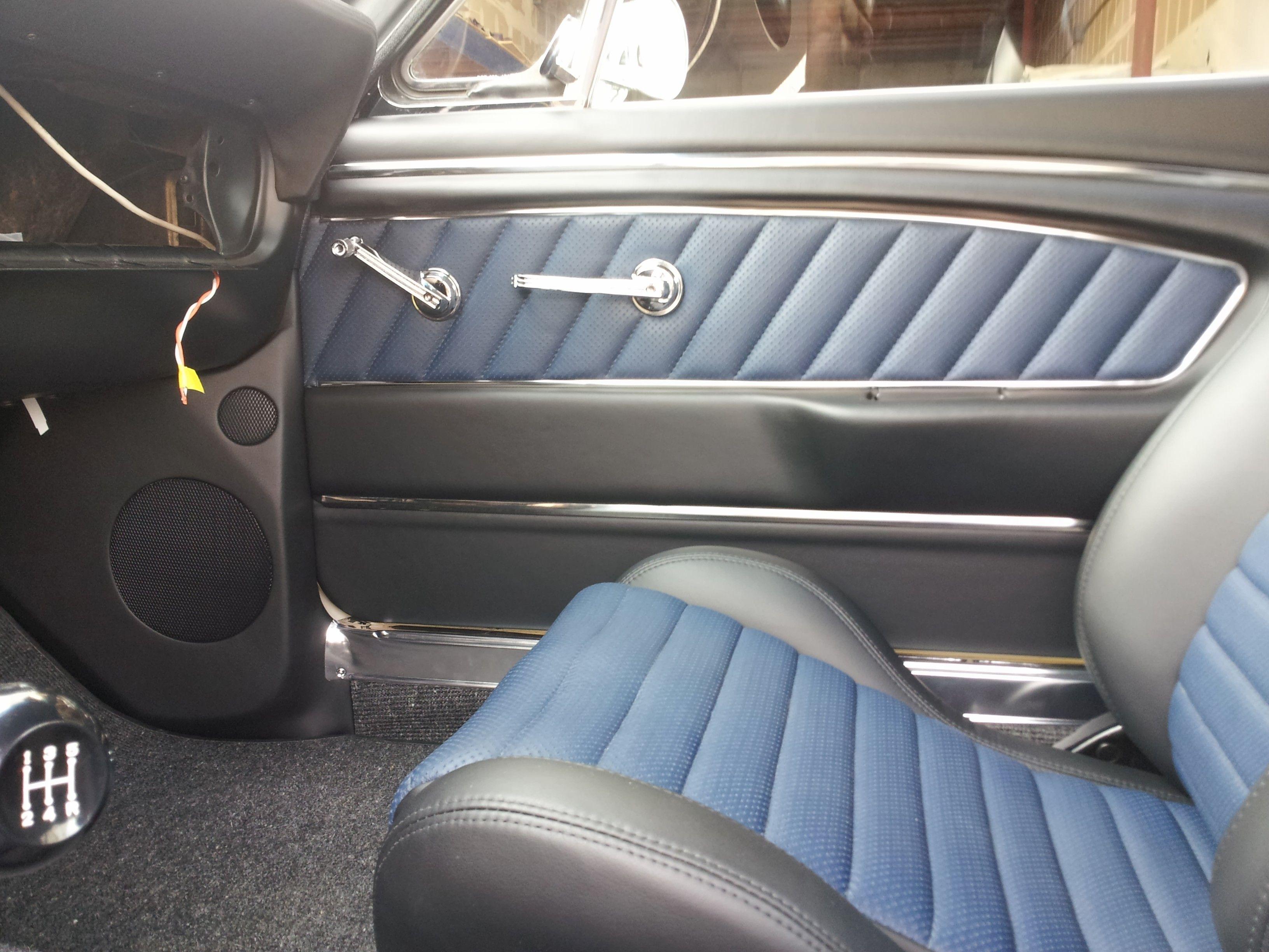 1966 Mustang Custom Interior Google Search Custom Car Interior Mustang Fastback Mustang Interior