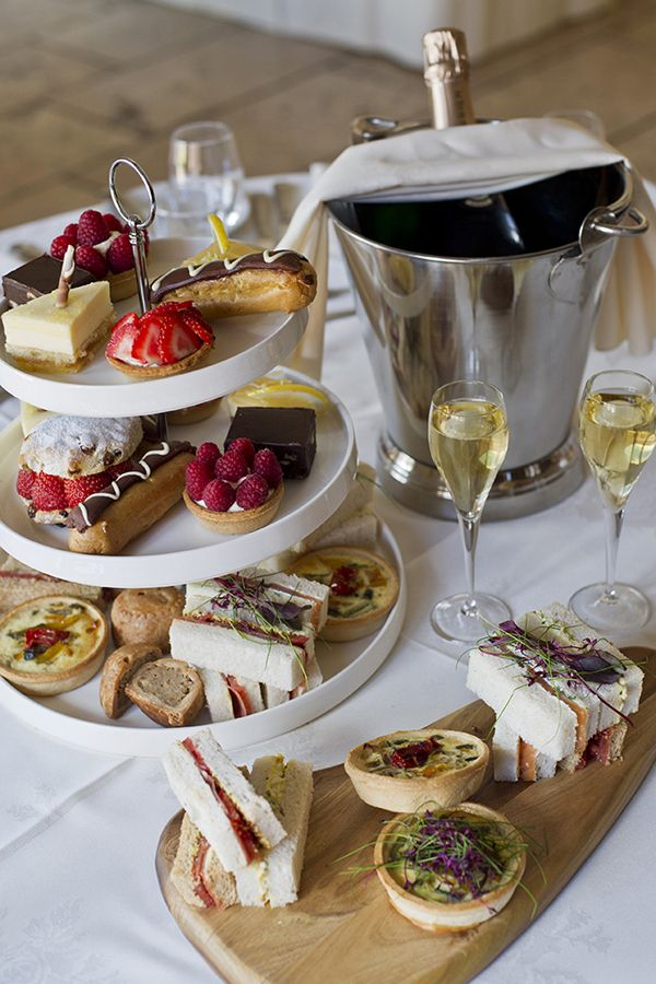 Afternoon Tea Anyone Galloping Gourmet WeddingFood