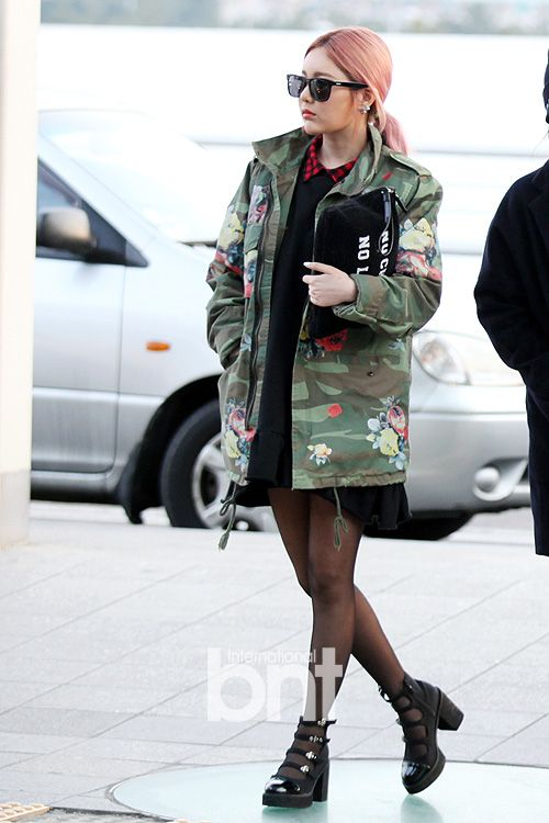Qri fashion airport forecasting dress for winter in 2019