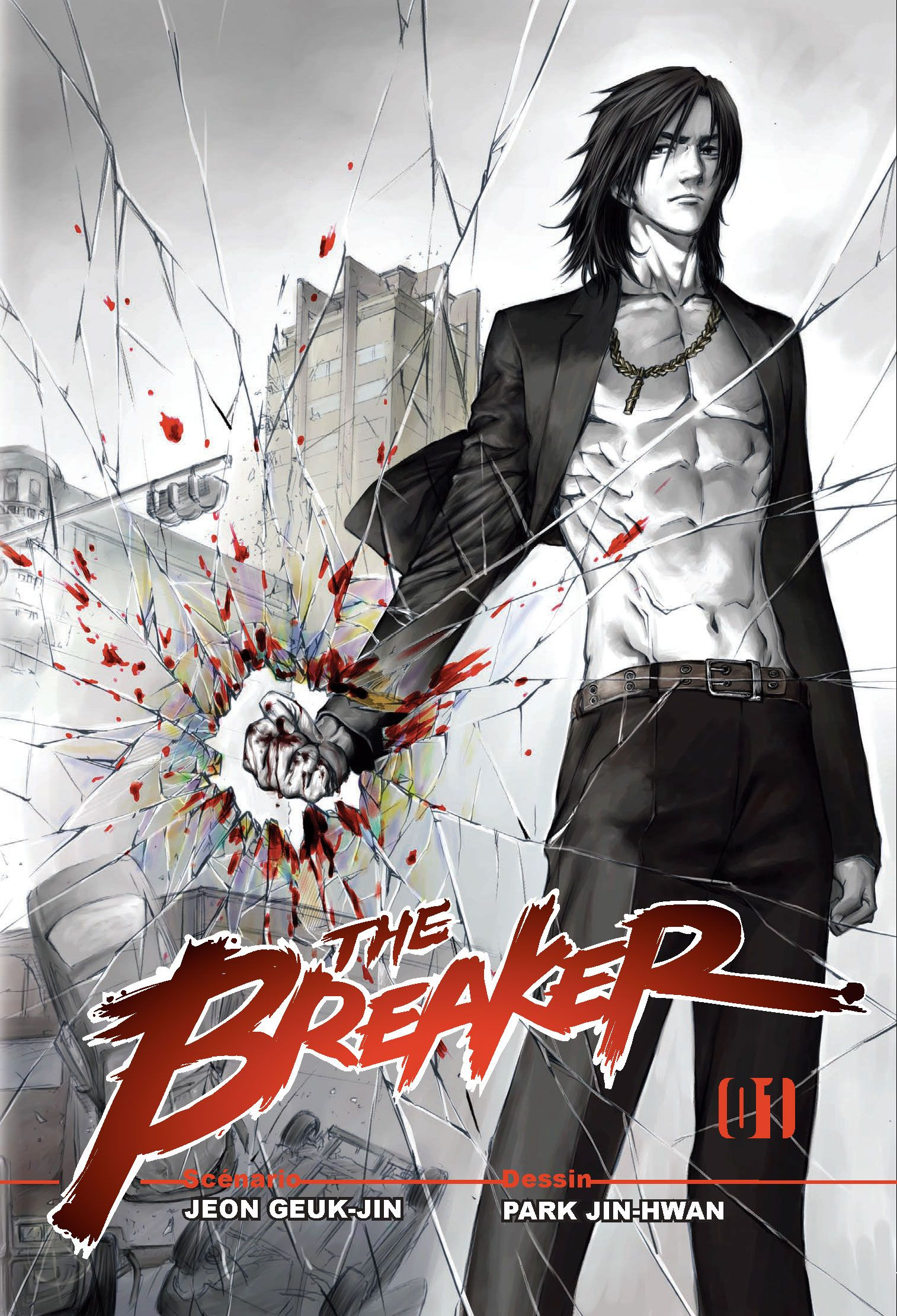 The Breaker really well drawn fight scenes,too