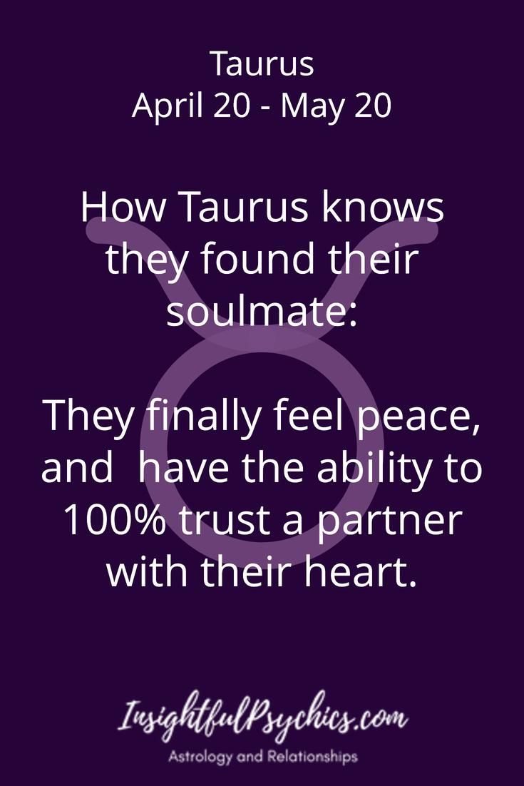 Taurus In Love and Relationships | signs | Signo tauro, Tauro