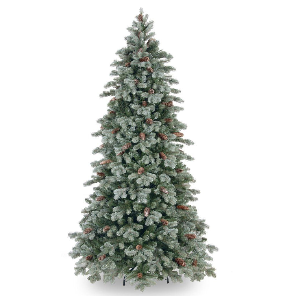 46++ Frosted tip christmas tree inspirations