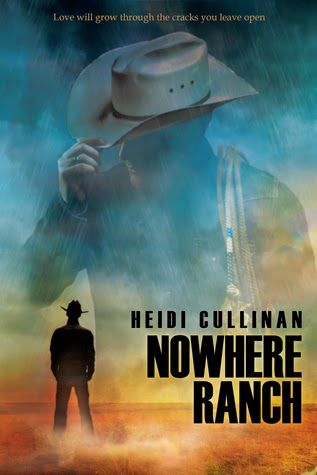 This week's Sunday Safe Word features the M/M romance - Nowhere Ranch by Heidi Cullinan​ http://padmeslibrary.blogspot.com/2015/05/sundays-safe-word-shelf-nowhere-ranch.html