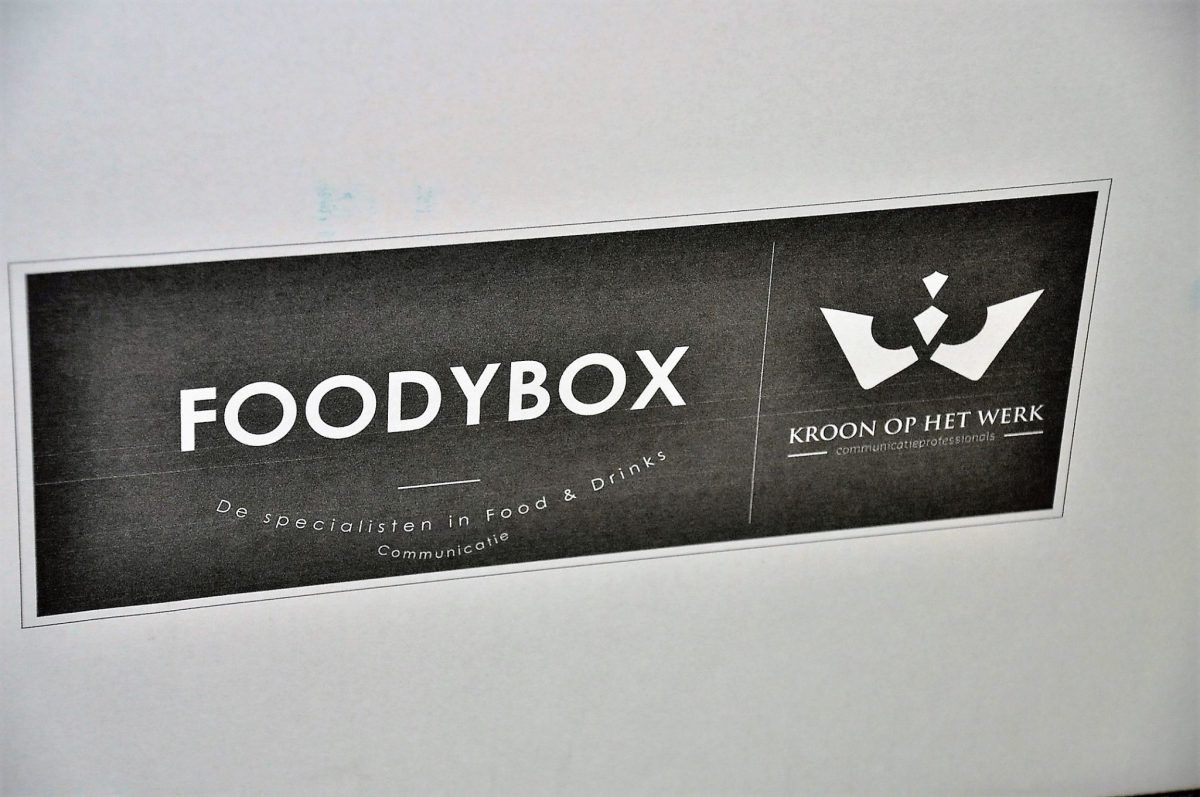 Unboxing: de Foodybox Herfst