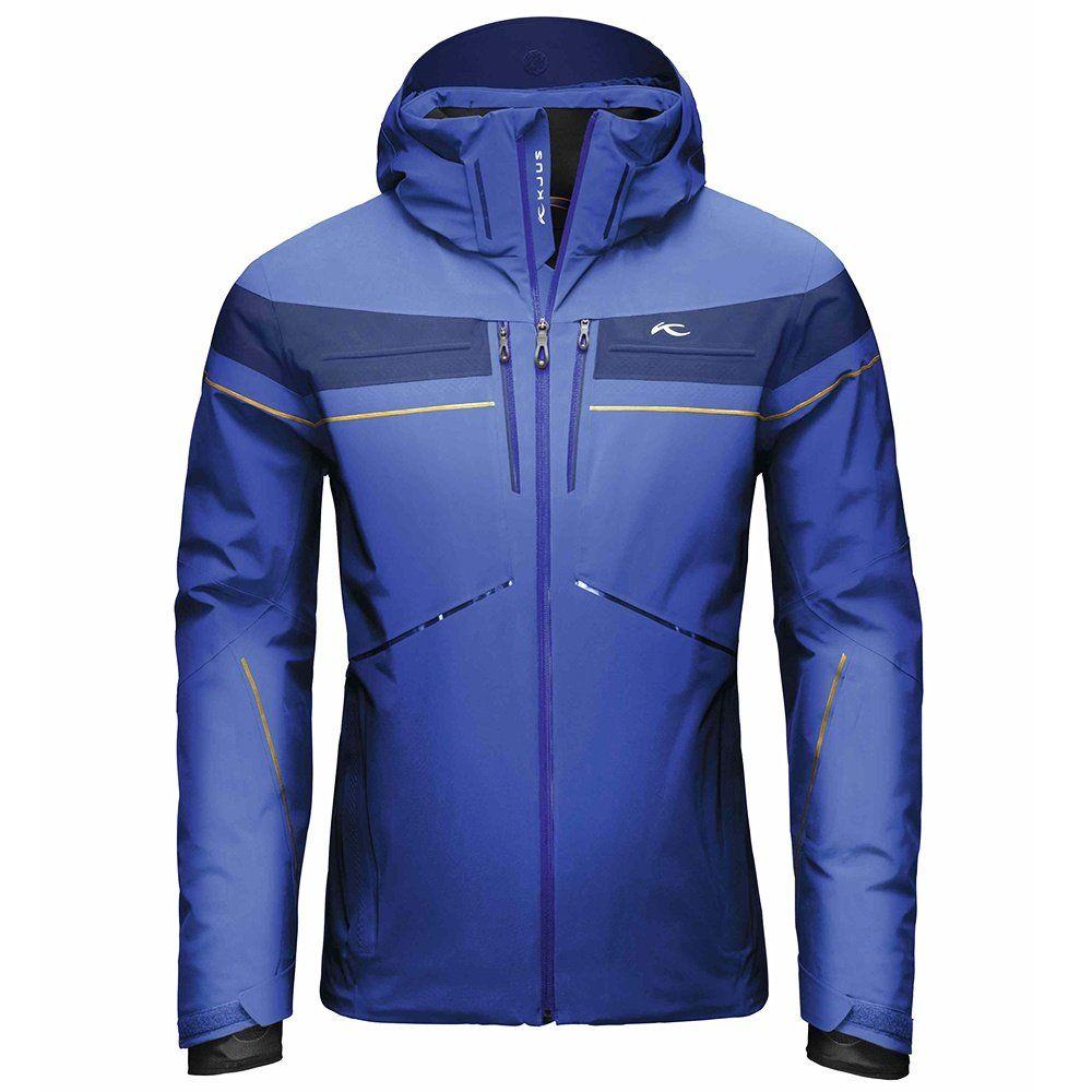 KJUS Speed Reader Insulated Ski Jacket (Men's) Peter