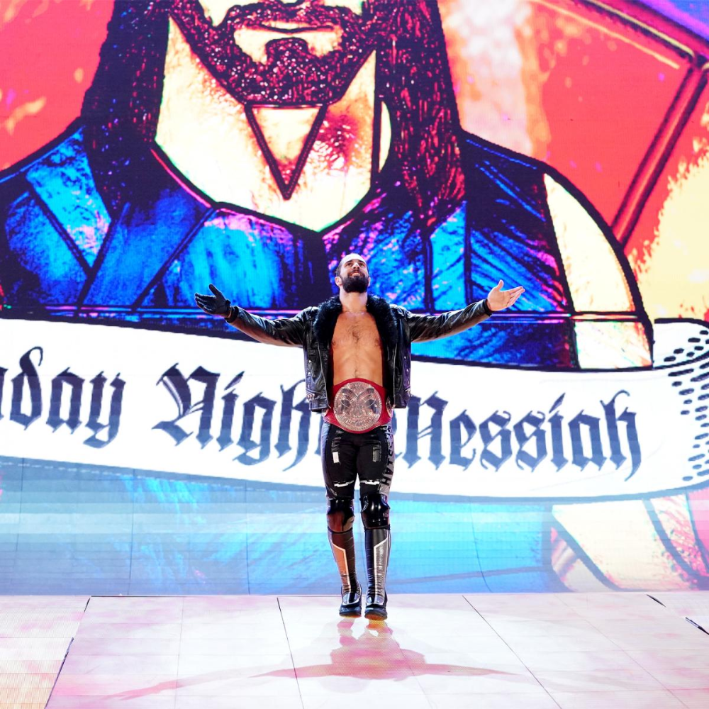 Wwe Photo Seth Rollins Seth Freakin Rollins Wrestling Superstars