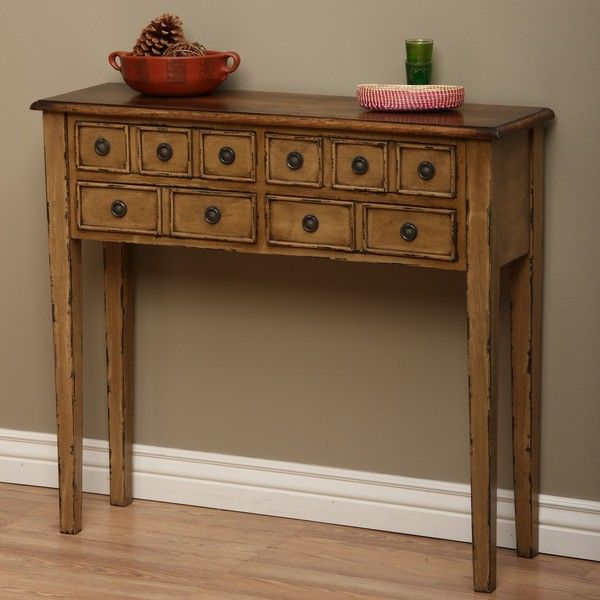 Humphry Dark Pearl Huntboard Console Table (Indonesia) - Overstock Shopping - Top Rated Coffee, Sofa & End Tables