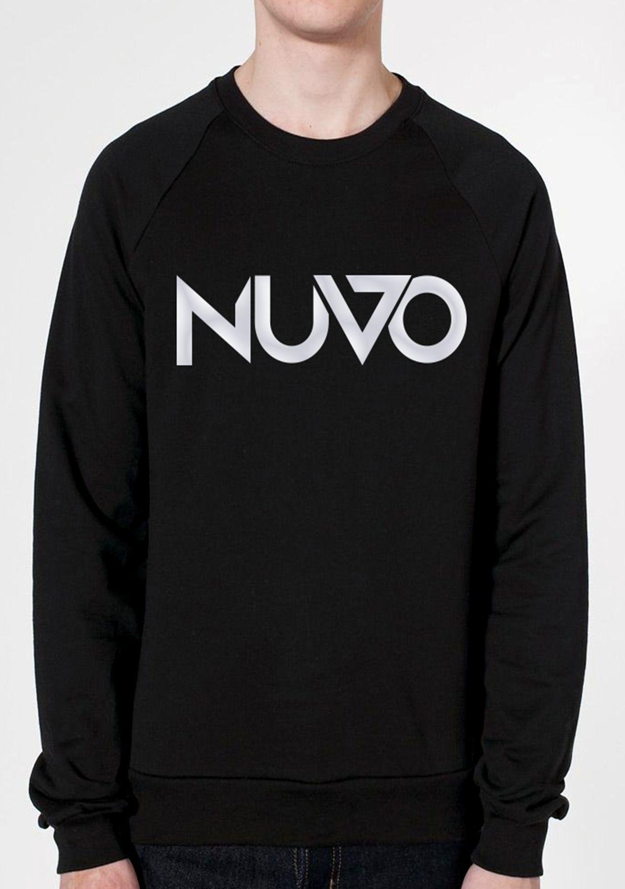 Nuvo Sweatshirt  $50 My Break The Floor   Store    Logo Crewneck Sweatshirt