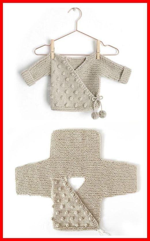 Kimono Jacket – Free Pattern – tricoter est aussi simple que 1, 2, 3 tricoter …   – Knitter