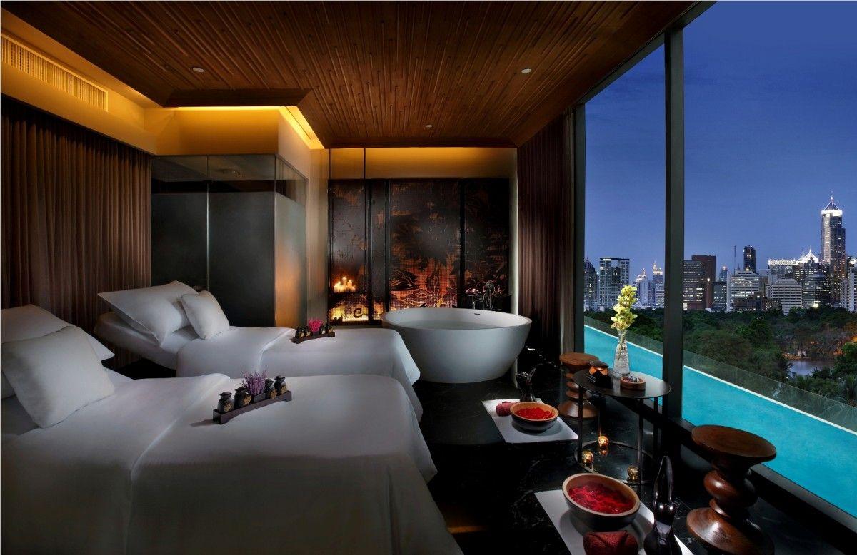 hôtel de luxe bangkok