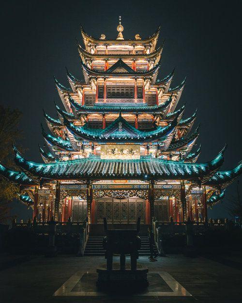 As maravilhosas cidades asiáticas por este fotógrafo japonês