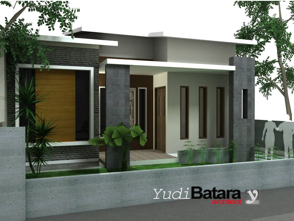 Desain teras samping rumah minimalis design facade house paint designs also bedrooms home plan   plans rh pinterest