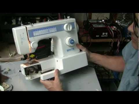 Empisal em-250 delux sewing machine manual.