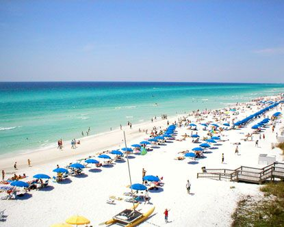 Destin Florida Best Beaches In The World Also I Pretty Much Grew Up Here Well Every Summer