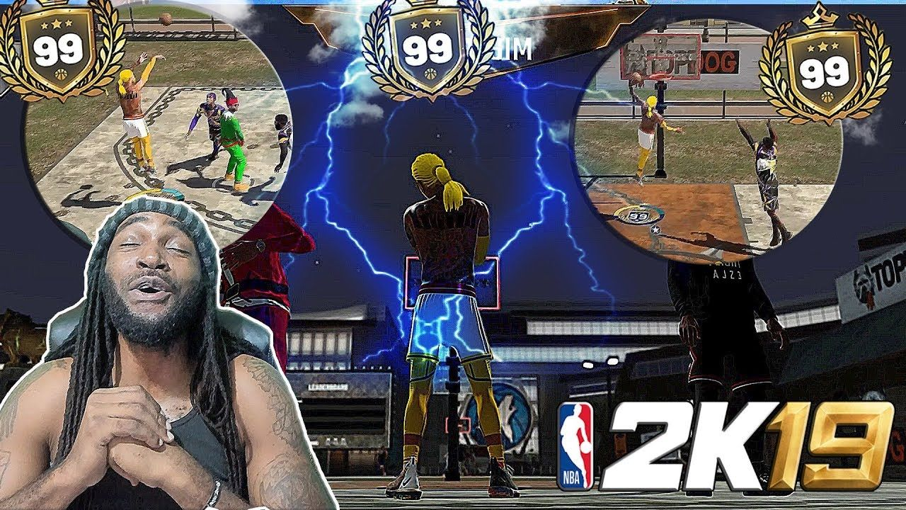 How To Get My Player 99 Overall In Nba 2k20