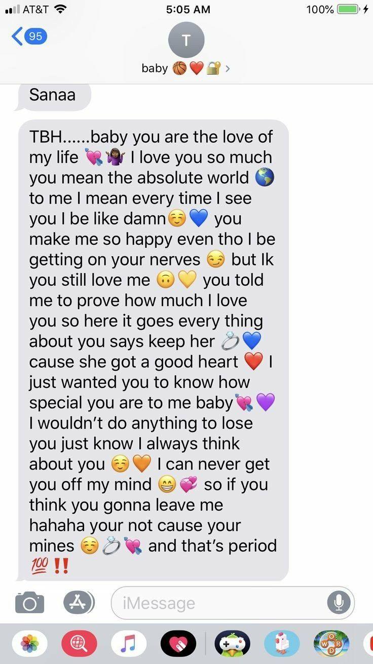 Pin by $tunna on Cute boyfriend sayings in 2020   Cute