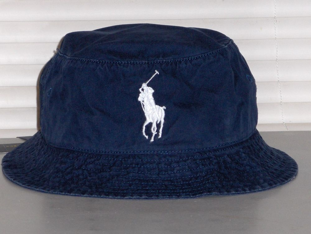 9dfd9c65f13 POLO RALPH LAUREN Bucket Hat