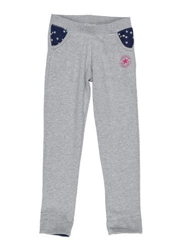 CONVERSE ALL STAR Girl's' Casual pants Grey 6 years