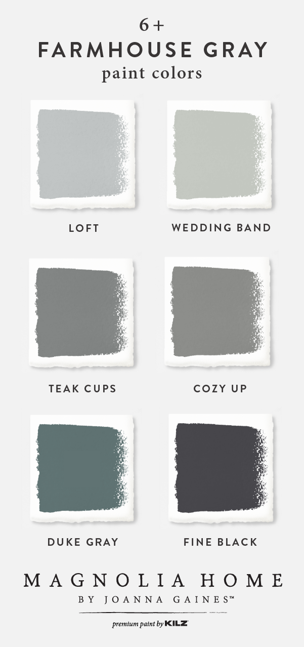 Give Your Home Some Country Chic Charm With This Farmhouse Gray