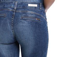 3f7f29672 Calça Jeans Jegging Feminina - Damyller